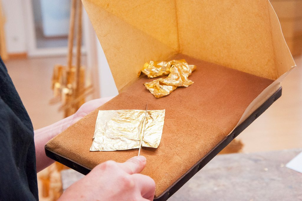 art of gilding